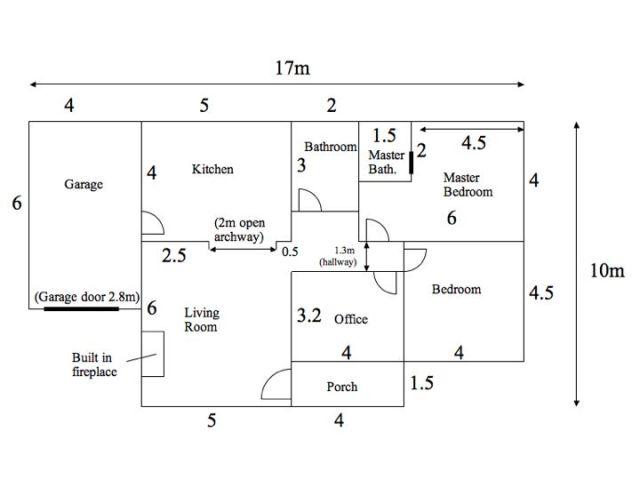 LXP Base House Floor Plan