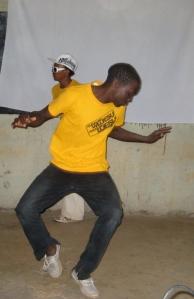 Limpho dancing