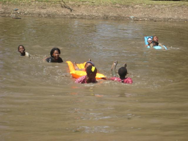Swimming!!!