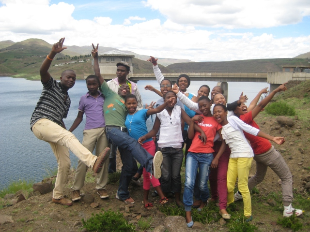 Ha Makopela Outreach Team