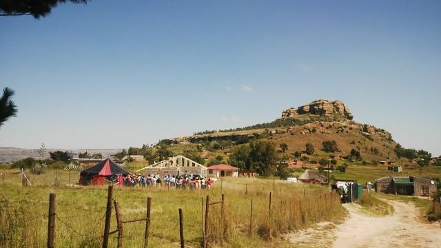 Women's Retreat 2014 LXP Lesotho Base