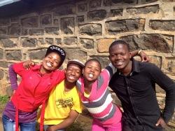 Iteleng, Malefe, Nthona and Hloni