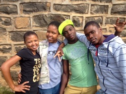 Paballo, Mamphutlane, Limpho and Hloni