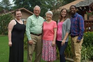 Family in Arkansas