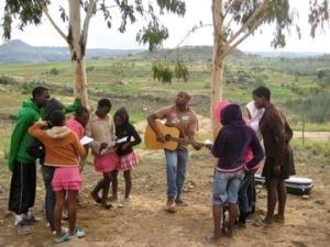 Worship Team 2012