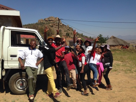 Ha Makopela 2015 Team